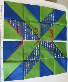 A little tutorial on making practically perfect points in quilt blocks Quilting 101, Quilting For Beginners, Quilting Tutorials, Machine Quilting, Quilting Projects, Quilting Designs, Quilting Ideas, String Quilts, Contemporary Quilts