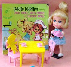 Greta Griddle Liddle Kiddle 1966