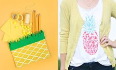100+ Tutorials to Teach You How to Draw Easy Crafts For Teens, Diy Projects For Teens, Diy Craft Projects, Sewing Projects, Teen Crafts, Crochet Projects, Cute Crafts, Creative Crafts, Crafts To Make