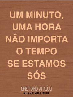 Caso Indefinido - Cristiano Araújo