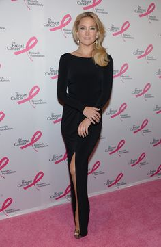 Go Long Like Kate Hudson - A Celebrity Guide to Holiday Party Dressing - Photos