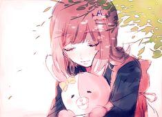 01 by Gom Nanami _ Danganronpa Kawaii Anime Girl, Anime Art Girl, Manga Girl, Manga Anime, Anime Girls, Leprechaun, Nanami Chiaki, Danganronpa Trigger Happy Havoc, Danganronpa Characters