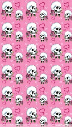 October 19 2019 at Sugar Skull Wallpaper, Witchy Wallpaper, Halloween Wallpaper, Halloween Backgrounds, Cute Wallpaper For Phone, Pink Wallpaper, Cool Wallpaper, Wallpaper Backgrounds, Iphone Wallpaper