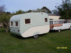 Australian Vintage Caravan The Same As We Had