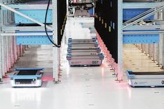 Until Recently Agvs Automated Guided Vehicles Were The Only Option For Automating Internal Transport Engineering Mobile Robot Engineering Jobs Engineering