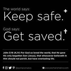 John 14:6 - Jesus saith unto him, I am the way, the truth, and the life: no man cometh unto the Father, but by me./ Believe on Jesus alone to wash your sins and save your souls from Hell. John 3 16 Kjv, John 14 6, Save Your Soul, Christian Posters, Everlasting Life, Believe, Father, Sayings, Pai