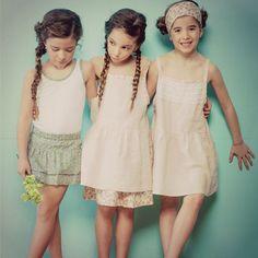 Milou & Pilou, ropa de inspiración campestre