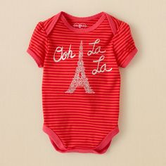 newborn - outfits - lil' miss personality - little talker bodysuit   Children's Clothing   Kids Clothes   The Children's Place