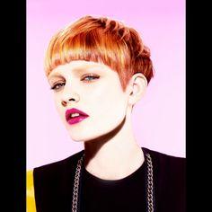 Hair by Toni & Guy SloaneSquare's Emma Hodgkins and Jayson Gray
