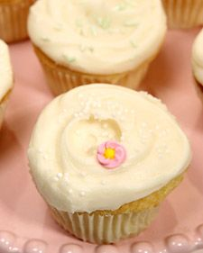 This recipe for Basic Vanilla Buttercream is courtesy of Billy Reece from Billy's Bakery in New York City.