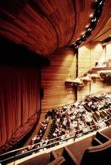 Inside the Festival Theatre