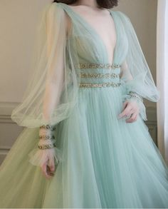 by Couture Pretty Outfits, Pretty Dresses, Vetement Fashion, Fairy Dress, Fantasy Dress, Grad Dresses, Beautiful Gowns, Beautiful Gown Designs, Couture