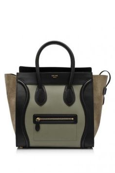 Céline Mini Luggage Shopper  HK$20,000
