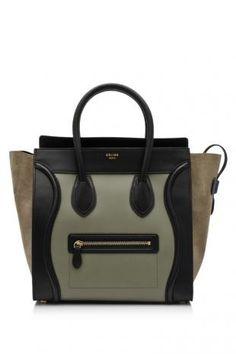 Céline Mini Luggage Shopper  HK$20,000