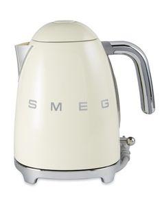 Smeg Tea Kettle, Cream
