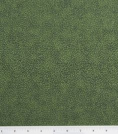 Keepsake Calico Cotton Fabric- Illusions Dark Green Vines