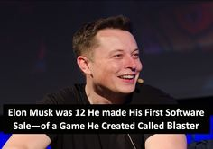 Amazing Life Facts of Elon Musk Fun Facts About Life, Elon Musk, Business Website, Writer, Amazing, Writers, Authors