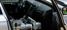 Sabías que Modifican un coche para detectar drogas a cientos de metros de distancia
