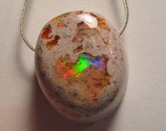 Mexican Cantera Opal Pendant .........                    285