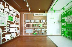 it content dam domusweb en news 2012 12 03 naver-app-on-tour rbig Museum Exhibition Design, Exhibition Display, Exhibition Space, Design Museum, Exhibition Ideas, Interactive Exhibition, Display Design, Booth Design, Display Wall