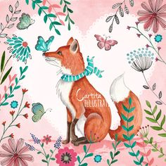 Flowers & Motives Greeting Cards 2015 | ©Cartita Design