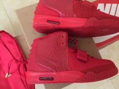 Nike Air Yeezys 2 Red October ***BRAND NEW***OPEN TO OFFERS*** | United Kingdom | Gumtree
