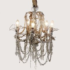 Busy Beads Chandelier