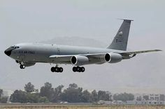 Landing MAFB, CA
