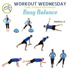 Balance to help you stay agile, and prevent falls! Wednesday Workout, How To Better Yourself, Hold On, Exercise, Running, Sports, Ejercicio, Racing, Hs Sports