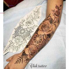 Best Tattoo Designs for Women 2019 - ~tattoo's~ - . - Best Tattoo Designs for Women 2019 – ~tattoo's~ – - Unique Half Sleeve Tattoos, Forearm Sleeve Tattoos, Full Sleeve Tattoos, Unique Tattoos, Forearm Tattoos For Women, Amazing Tattoos For Women, Badass Sleeve Tattoos, Colorful Sleeve Tattoos, Sexy Tattoos For Women