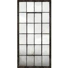 Brewster 72 in. H x 107 in. W Warehouse Windows Mural Charcoal... ($15,749) ❤ liked on Polyvore featuring backgrounds