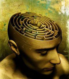 Als je je laat leiden door je gedachten, word je door ze overvoerd en blijk je…