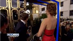 When she tried to take down Billy Bush and Ryan Seacrest to bring peace to this world. | 51 Times In 2013 Jennifer Lawrence Proved She Was Master Of The Universe