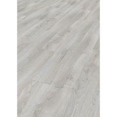 Laminaat 7 mm 2,67 m² wit eiken