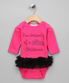 Little sugarplums will look sensational in this sparkling, festive piece. Perfect for photo-ops around the tree, its glitzy embellishments and fluffy tulle are like built-in, wearable tinsel!100% cotton exclusive of decorationMachine wash; hang dryImported
