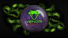 Venom Shock Pearl Wallpaper
