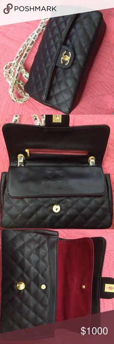 caviar quilted chanel shoulder bag never worn. No trades CHANEL Bags Shoulder Bags