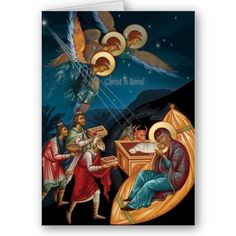 orthodox nativity - Google Search