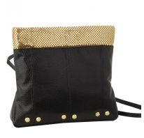 Bolso bandolera negro  - Volum Bags Outlet