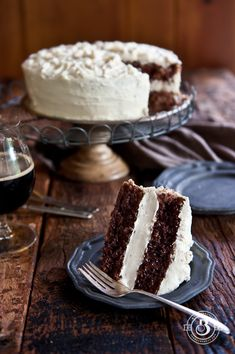 Beer Velvet Cake. No food dye, all win. Let's talk about red velvet for a second. It's a cultural phenomenon with inspired spin offs that include vodka, candles, coffee, and a myriad of other head tilt inducing concoctions that lead me to wonder why exactly this dessert deserving of all this hype. Sure, I've had…