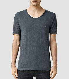 Men's Henning U-scoop T-Shirt (Nights)