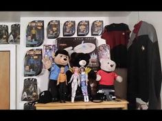 The Fleet Admiral Star Trek Collection. Main Theme, 6 Music, Orchestra, Star Trek, Music Videos, Mickey Mouse, Disney Characters, Fictional Characters, Family Guy