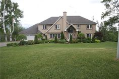 3700 sq ft custom home built in 2001. 3.05 Acre property. Listing details: http://www.robinevans.ca/3109-10th-line-n3517423