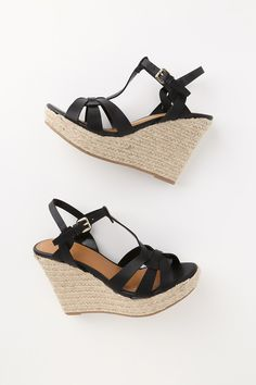 7a7f2489fad 8 Best Black Espadrilles images
