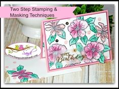 Stampin Up Penned and Painted - Stampin With Sandi - Canadian Stampin Up Demonstrator