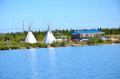 Deline, Northwest Territories Canada