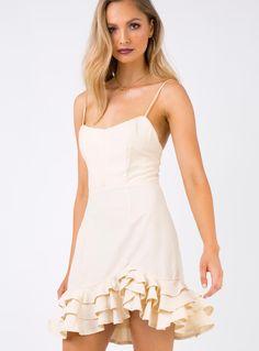 dd7adc62dd9 Earthborn Mini Dress CollectiveStyles.com ♥ Fashion