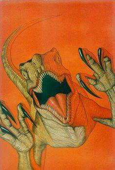 Jurassic Park Raptor, Jurassic Park Series, Jurassic Park World, Jurassic Movies, Deadly Creatures, World Movies, Park Art, Dinosaur Art, Prehistoric Creatures