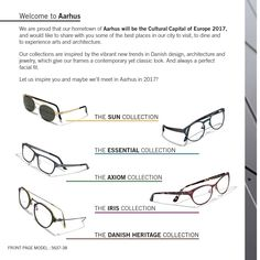ee64bc1071e Prodesign Denmark has an incredible collection of timeless eyewear designs  with an unmistakably Scandinavian style.