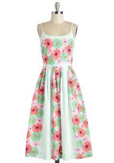 High Socie-tea Dress in Flower Box